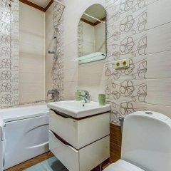 Гостиница FlatStar on Ushinsky 33 k 3 в Санкт-Петербурге отзывы, цены и фото номеров - забронировать гостиницу FlatStar on Ushinsky 33 k 3 онлайн Санкт-Петербург ванная