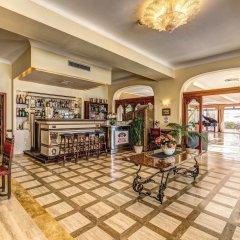 Grand Hotel Hermitage & Villa Romita гостиничный бар