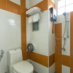 Отель Santa Place Таиланд, Паттайя - отзывы, цены и фото номеров - забронировать отель Santa Place онлайн ванная