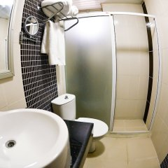 Gondol Hotel Турция, Мерсин - отзывы, цены и фото номеров - забронировать отель Gondol Hotel онлайн ванная