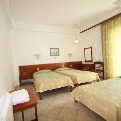 Отель Captain's Hotel Греция, Кос - 1 отзыв об отеле, цены и фото номеров - забронировать отель Captain's Hotel онлайн комната для гостей фото 3
