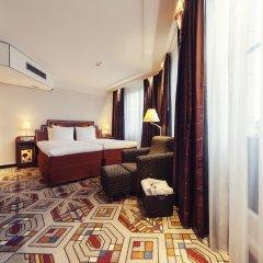 Banks Mansion Hotel комната для гостей