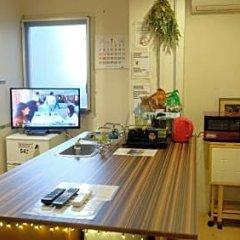 Hostel & Coffee Shop Zabutton Токио фото 19