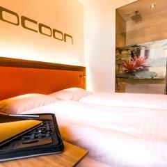 Отель Cocoon Германия, Мюнхен - отзывы, цены и фото номеров - забронировать отель Cocoon онлайн сейф в номере