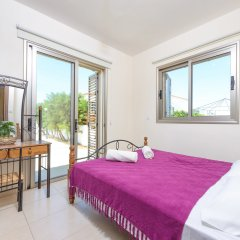Отель Villa Marizan Кипр, Протарас - отзывы, цены и фото номеров - забронировать отель Villa Marizan онлайн комната для гостей