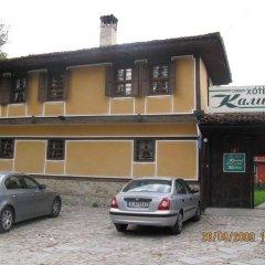 Family Hotel Kalina парковка