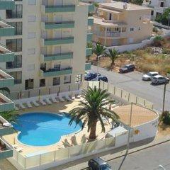 Отель Mar e Serra Apartamentos Португалия, Портимао - отзывы, цены и фото номеров - забронировать отель Mar e Serra Apartamentos онлайн балкон