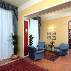 Отель Caravaggio Италия, Флоренция - отзывы, цены и фото номеров - забронировать отель Caravaggio онлайн интерьер отеля