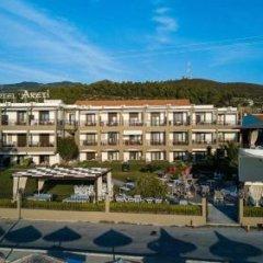 Hotel Areti Ситония парковка
