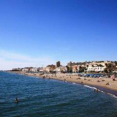 Отель El Pozo Испания, Торремолинос - 1 отзыв об отеле, цены и фото номеров - забронировать отель El Pozo онлайн пляж фото 2