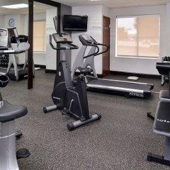 Отель Comfort Inn & Suites Frisco - Plano фитнесс-зал фото 3