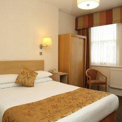 Отель Phoenix Hotel Великобритания, Лондон - 11 отзывов об отеле, цены и фото номеров - забронировать отель Phoenix Hotel онлайн комната для гостей фото 2