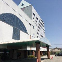 Ogaki Forum Hotel Огаки парковка