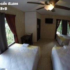 Отель Casa Doña Elena B&B Копан-Руинас комната для гостей фото 5