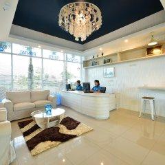 Отель Krabi Boat Lagoon Resort интерьер отеля