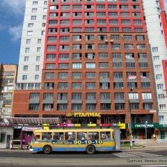 Гостиница Италмас городской автобус