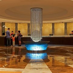 Отель PARKROYAL COLLECTION Marina Bay Сингапур интерьер отеля фото 2