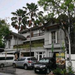 Eugenia Hotel Bangkok Бангкок парковка