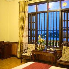 Отель Huy Hoang River Хойан удобства в номере