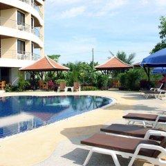 Отель Chaweng Lakeview Condotel бассейн фото 2