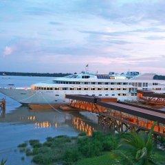 Vintage Luxury Yacht Hotel пляж