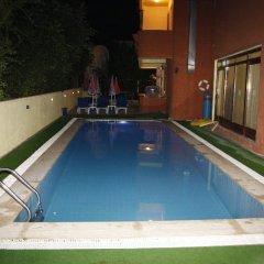 Swans 1 Hotel Мармарис бассейн