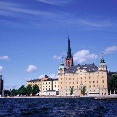 Отель Best Western Stockholm Jarva Солна пляж