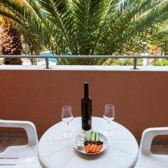 Отель Domenico Hotel Греция, Корфу - отзывы, цены и фото номеров - забронировать отель Domenico Hotel онлайн балкон