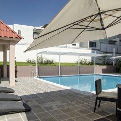 Отель Candlewood Suites Queretaro Juriquilla бассейн