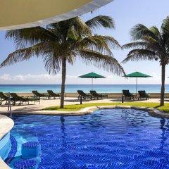 Отель JW Marriott Cancun Resort & Spa Мексика, Канкун - 8 отзывов об отеле, цены и фото номеров - забронировать отель JW Marriott Cancun Resort & Spa онлайн бассейн