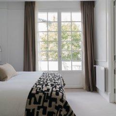 Отель Villa Magalean Hotel & Spa Испания, Фуэнтеррабиа - отзывы, цены и фото номеров - забронировать отель Villa Magalean Hotel & Spa онлайн комната для гостей фото 3