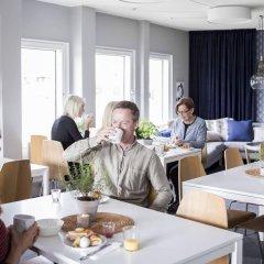Отель Linneplatsens Hotell & Vandrarhem Гётеборг питание фото 2