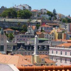 Апартаменты Bairrus Lisbon Apartments - Rossio Лиссабон приотельная территория