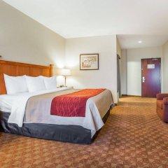 Отель Comfort Inn & Suites Las Vegas - Nellis США, Лас-Вегас - отзывы, цены и фото номеров - забронировать отель Comfort Inn & Suites Las Vegas - Nellis онлайн фото 2