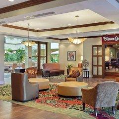 Отель Embassy Suites Columbus Колумбус интерьер отеля фото 3