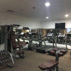 Отель Borovets Hills Resort & SPA Болгария, Боровец - отзывы, цены и фото номеров - забронировать отель Borovets Hills Resort & SPA онлайн фитнесс-зал