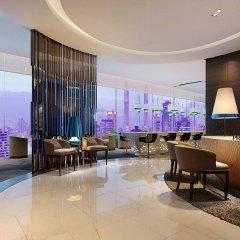 Отель Novotel Singapore on Stevens интерьер отеля