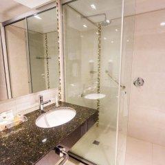 Отель Carnaval Hotel Casino Парагвай, Тринидад - отзывы, цены и фото номеров - забронировать отель Carnaval Hotel Casino онлайн ванная фото 2