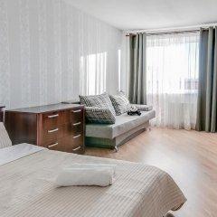 Апартаменты Apartment on Yuriya Gagarina 14 комната для гостей