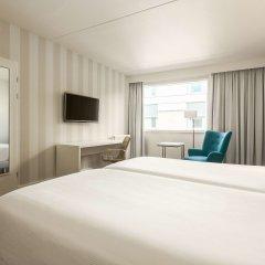 Отель NH Amsterdam Schiphol Airport Нидерланды, Хофддорп - 3 отзыва об отеле, цены и фото номеров - забронировать отель NH Amsterdam Schiphol Airport онлайн комната для гостей