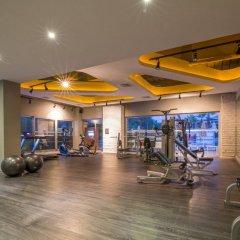 Отель Labranda Mares Marmaris фитнесс-зал