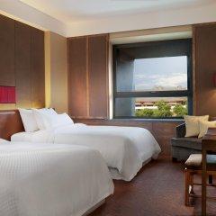 Отель The Westin Xian Китай, Сиань - отзывы, цены и фото номеров - забронировать отель The Westin Xian онлайн комната для гостей