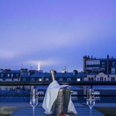 Отель Ampère Франция, Париж - отзывы, цены и фото номеров - забронировать отель Ampère онлайн бассейн