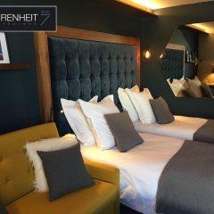 Отель Mercure Val Thorens интерьер отеля фото 2