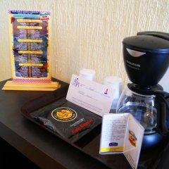 Отель Howard Johnson Plaza Las Torres Гвадалахара удобства в номере