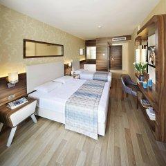 Emre Beach Hotel Турция, Мармарис - отзывы, цены и фото номеров - забронировать отель Emre Beach Hotel онлайн комната для гостей фото 4