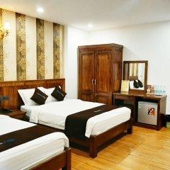 Отель Bao Anh Villa Далат сейф в номере