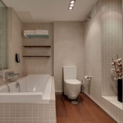 Отель Rafaelhoteles Ventas Испания, Мадрид - отзывы, цены и фото номеров - забронировать отель Rafaelhoteles Ventas онлайн ванная