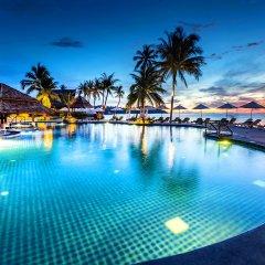 Отель Nora Beach Resort & Spa бассейн