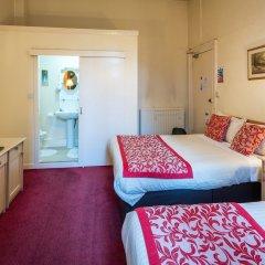 Отель The Kelvin Глазго комната для гостей